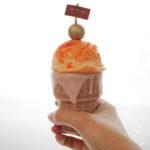アイスクリームキャンドル